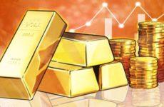 Россия уходит от доллара при помощи золота