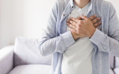 Кашель и одышка могут быть симптомами инфаркта
