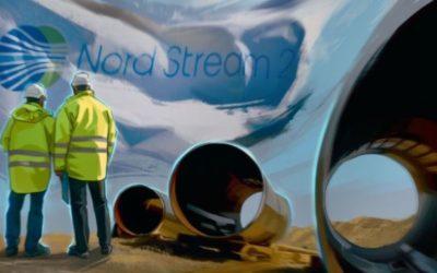 Bloomberg: США намерены ужесточить санкции против «Северного потока — 2»