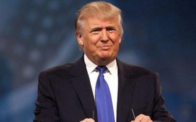 Трамп хочет проститься с нацией