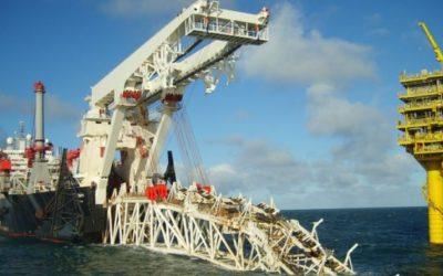 Две европейские компании заявили о выходе из проекта «Северный поток — 2»