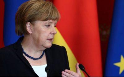 Ангела Меркель подвергла критике американские санкции против «СП-2»