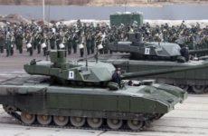 Военный эксперт назвал самые мощные современные российские танки