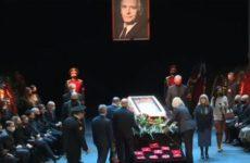 Близкие рассказали о состоянии Ирины Купченко после похорон Ланового