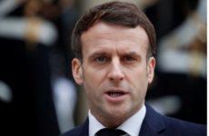 Макрон высказался о санкциях против России из-за Навального