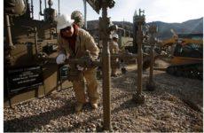 В США рухнула добыча нефти из-за рекордных холодов
