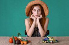Растительную диету признали губительной для костей