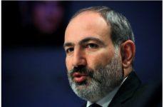 Пашинян объявил об увольнении главы Генштаба