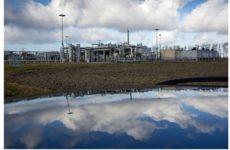 Запасы газа в Европе истощились