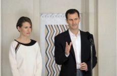 В Великобритании начали расследование против жены Асада
