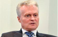 Президент Литвы дал совет Украине по борьбе с «Северным потоком-2»
