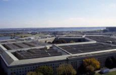 WSJ: Пентагон выступал против вывода войск США из Афганистана