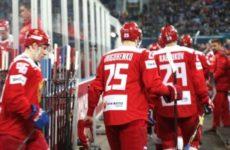 Сборная России проиграла Швейцарии в первом матче Еврочелленджа