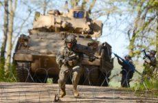 Американские солдаты по ошибке захватили завод на учениях НАТО в Болгарии