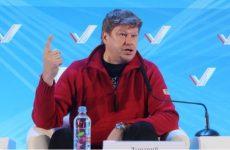 Губерниев признался, что не понимает своей вины перед Бузовой