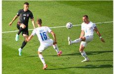 Хорватия сыграла вничью с Чехией в матче чемпионата Европы