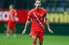 Журналисты напомнили о победе сборной России над Данией десять лет назад