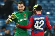 Акинфеев объяснил отказ от возвращения в сборную России