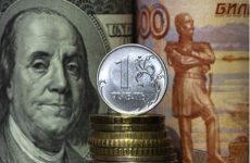 Названы главные угрозы для рубля