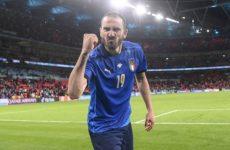Итальянцы сравняли счет в финальном матче Евро-2020 против Англии