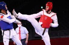 Россиянин Ларин завоевал золото в тхэквондо на Олимпиаде