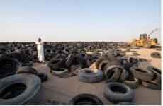 Азиатская страна подарит шинам вторую жизнь