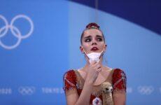 Дина Аверина рассказала об истерике на Олимпиаде